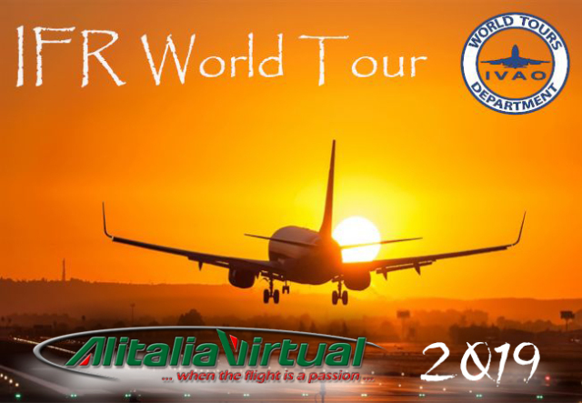 1/3 IFR WORLD TOUR 2019