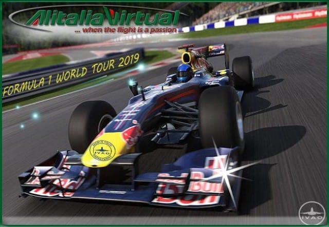 1/2 F1 World Tour 2019