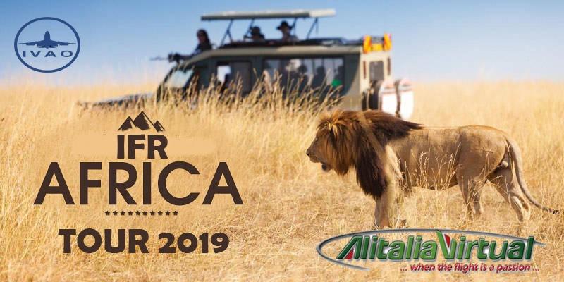IFR Africa Tour 2019