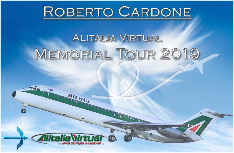 Roberto Cardone Tour 2019