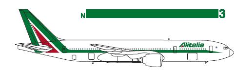 Fleet - Alitalia Virtual